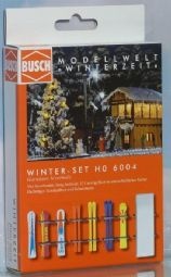 Busch 06004 Winter set - reduced